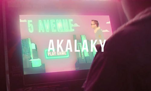 Akalaky - 5. Avenue (Official Video)