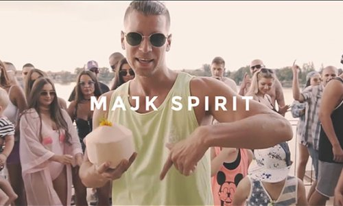 Majk Spirit - VIBE (Official Video)